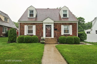 1242 Franklin Avenue, Chicago Heights, IL 60411 - MLS#: 10105907
