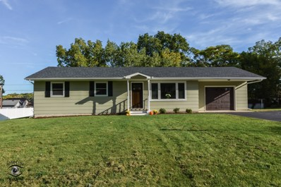 303 E Ridge Street, Yorkville, IL 60560 - MLS#: 10106019