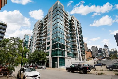 125 S Green Street UNIT 1110A, Chicago, IL 60607 - #: 10106102