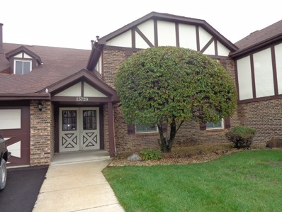 15720 Orlan Brook Drive UNIT 201, Orland Park, IL 60462 - #: 10106132