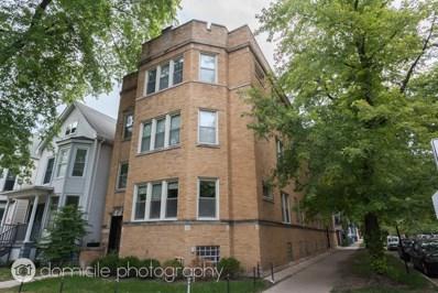 1518 W Waveland Avenue UNIT 3, Chicago, IL 60613 - #: 10106232