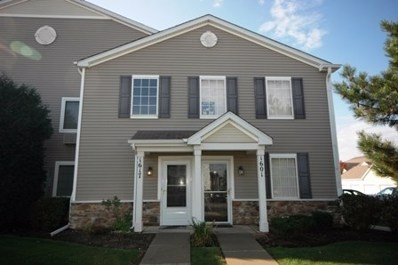 1601 Silverstone Drive UNIT 1601, Carpentersville, IL 60110 - MLS#: 10106291