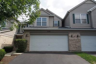3187 Foxridge Court, Woodridge, IL 60517 - MLS#: 10106305