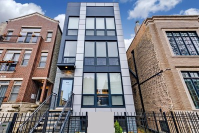 912 N Wolcott Avenue UNIT 2, Chicago, IL 60622 - MLS#: 10106369