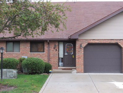 1914 Heatherway Lane UNIT 25, New Lenox, IL 60451 - #: 10106498