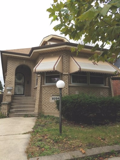 8204 S Carpenter Street, Chicago, IL 60620 - MLS#: 10106535