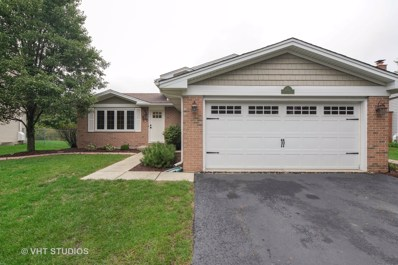 1656 Hidden Valley Drive, Bolingbrook, IL 60490 - #: 10106548