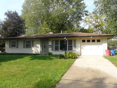 23 Circle Drive WEST, Montgomery, IL 60538 - MLS#: 10106558