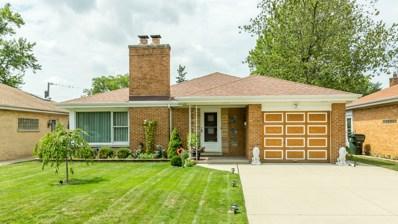 828 N Delphia Avenue, Park Ridge, IL 60068 - MLS#: 10106640