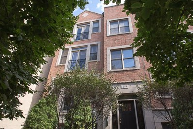615 N Noble Street UNIT 3N, Chicago, IL 60642 - #: 10106643