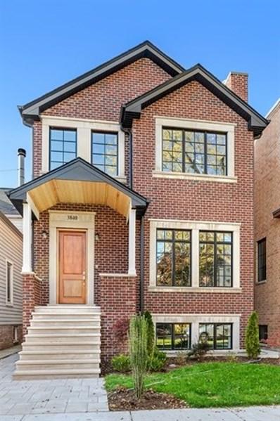 3840 N Oakley Avenue, Chicago, IL 60618 - #: 10106681