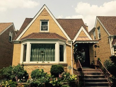 7028 W School Street, Chicago, IL 60634 - MLS#: 10106936