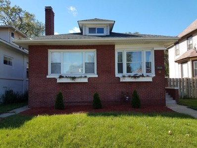 7638 S Oglesby Avenue, Chicago, IL 60649 - MLS#: 10106946