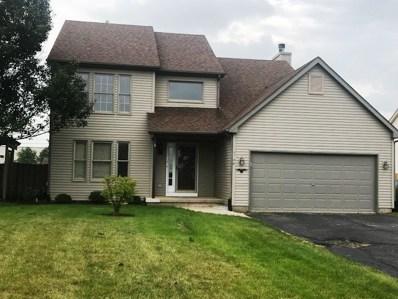 1748 Fox Field Drive, Belvidere, IL 61008 - #: 10107054