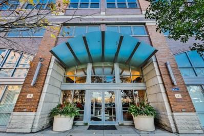 933 W Van Buren Street UNIT 310, Chicago, IL 60607 - MLS#: 10107162