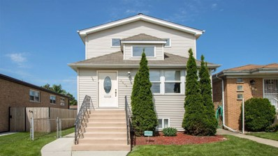 3406 N Overhill Avenue, Chicago, IL 60634 - MLS#: 10107371