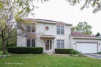 1268 Saddle Ridge Trail, Cary, IL 60013 - #: 10107421