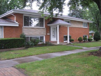 538 Forest Preserve Drive, Wood Dale, IL 60191 - #: 10107489