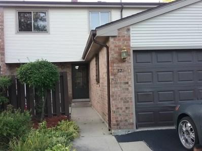 822 Greenbriar Lane, University Park, IL 60484 - #: 10107537