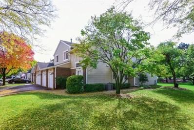 259 Brittany Drive UNIT A, Streamwood, IL 60107 - MLS#: 10107552