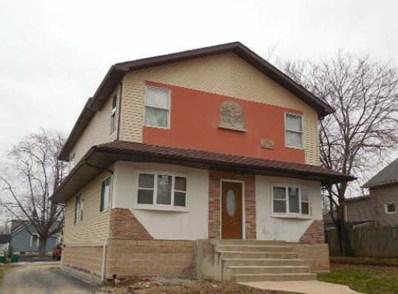 708 Vine Street, Joliet, IL 60435 - #: 10107556