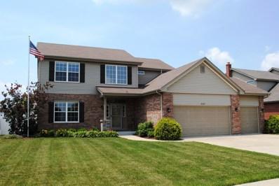 2327 Cardinal Drive, New Lenox, IL 60451 - MLS#: 10107637