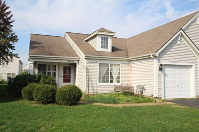2411 Mayfield Drive, Montgomery, IL 60538 - MLS#: 10107691
