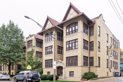 722 Erie Street UNIT 3, Oak Park, IL 60302 - MLS#: 10107708