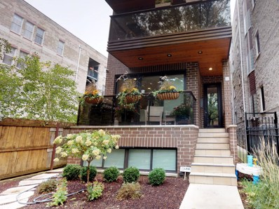 3839 N Ashland Avenue UNIT 2, Chicago, IL 60613 - MLS#: 10107983