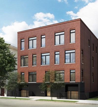 1216 W Huron Street UNIT 102, Chicago, IL 60642 - MLS#: 10108052