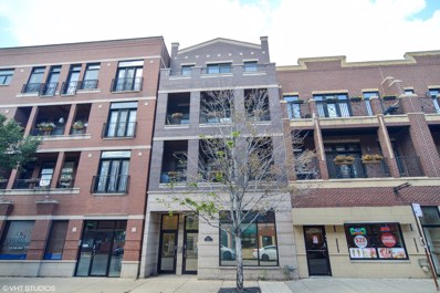 2052 W Belmont Avenue UNIT 3, Chicago, IL 60618 - MLS#: 10108056