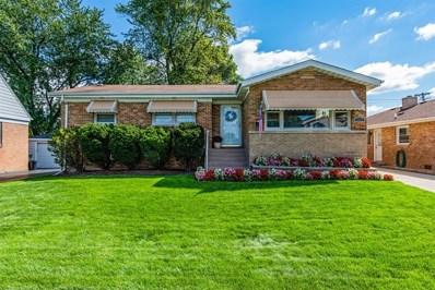 7829 New Castle Avenue, Burbank, IL 60459 - MLS#: 10108091