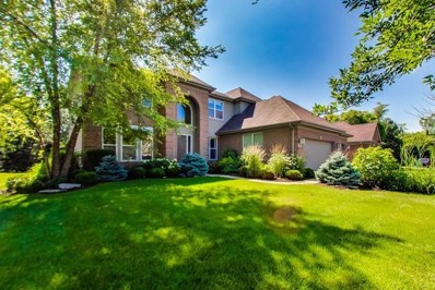 413 Castle Pines Lane, Riverwoods, IL 60015 - #: 10108184