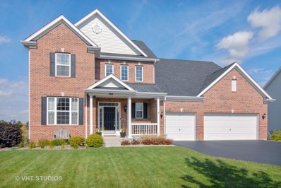 761 Ridgeview Lane, Sugar Grove, IL 60554 - #: 10108227