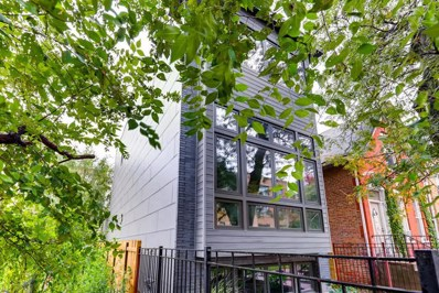 2331 W Moffat Street, Chicago, IL 60647 - MLS#: 10108264