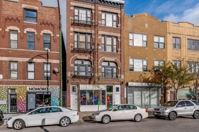 1423 N Ashland Avenue UNIT 201, Chicago, IL 60622 - MLS#: 10108323
