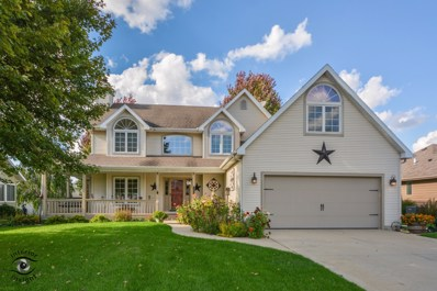 1602 Waterberry Drive, Bourbonnais, IL 60914 - #: 10108373