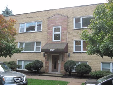 2807 W Berteau Avenue UNIT 1E, Chicago, IL 60618 - #: 10108443