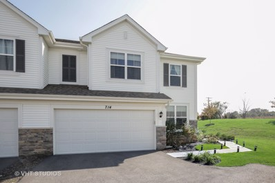 714 Anchorage Court, Pingree Grove, IL 60140 - MLS#: 10108589