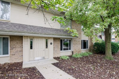 1745 Robin Walk UNIT D, Hoffman Estates, IL 60169 - #: 10108610
