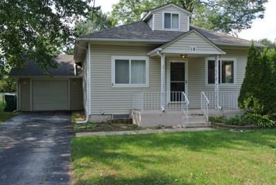 18 Ridgeland Avenue, Fox Lake, IL 60020 - MLS#: 10108671