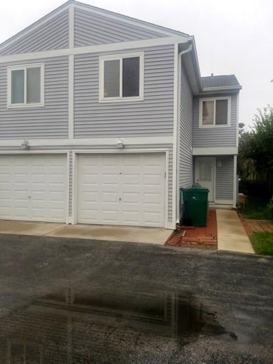 479 Meadow Green Lane UNIT 479, Round Lake Beach, IL 60073 - MLS#: 10108731