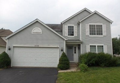 1539 Columbine Circle, Romeoville, IL 60446 - MLS#: 10108787