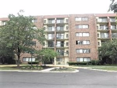 1840 Huntington Boulevard UNIT 607, Hoffman Estates, IL 60169 - #: 10108860