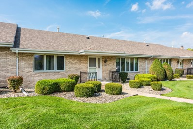 17812 New Hampshire Court UNIT 136, Orland Park, IL 60467 - MLS#: 10108919