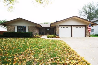 1527 Churchill Road, Schaumburg, IL 60195 - MLS#: 10108920