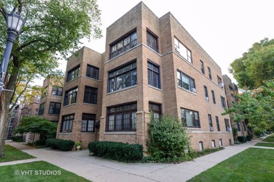 122 Keeney Street UNIT 3, Evanston, IL 60202 - MLS#: 10108934
