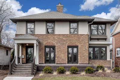 1519 Colfax Street, Evanston, IL 60201 - #: 10109037