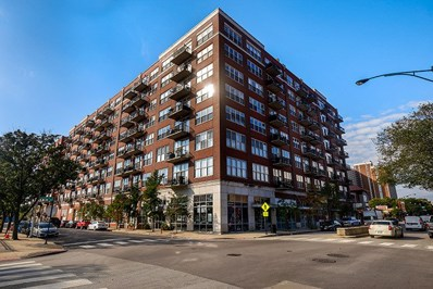 6 S Laflin Street UNIT 611, Chicago, IL 60607 - #: 10109053