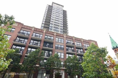 210 S Desplaines Street UNIT 1708, Chicago, IL 60661 - #: 10109063